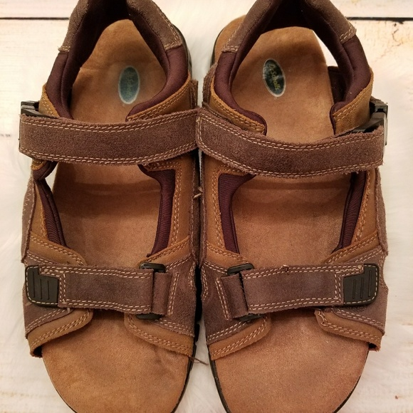 e3ae245621e3 Dr. Scholl s Other - Dr Scholl s leather Birkenstock style ...